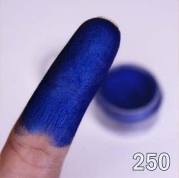 Sombra Asa de Borboleta - 250 German Blue - Bitarra Beauty