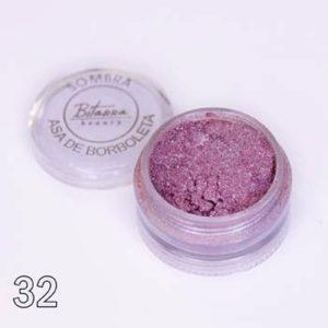 Sombra Asa de Borboleta - 32 Glitter - Bitarra Beauty