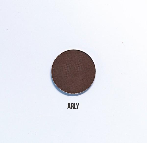 Sombra unitária compacta - Fand Makeup -Arly - Opaco/Mate