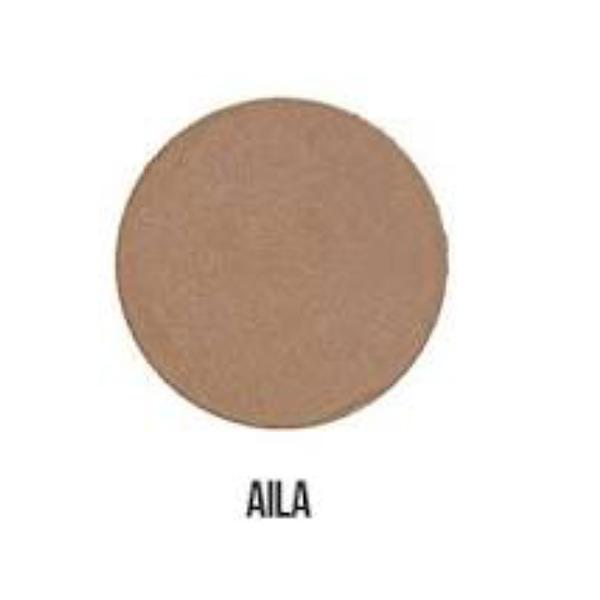 Sombra unitária compacta - Fand Makeup -Aila - Opaco/Mate