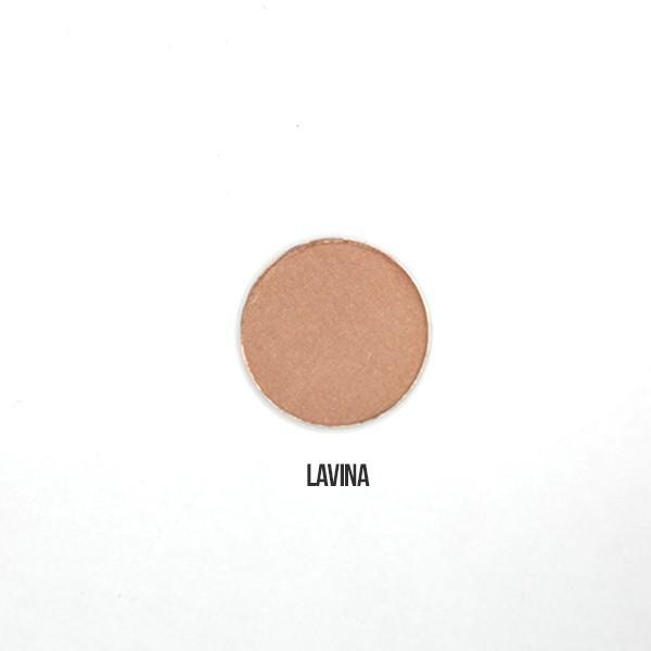 Sombra unitária compacta - Fand Makeup - Lavina - FAND
