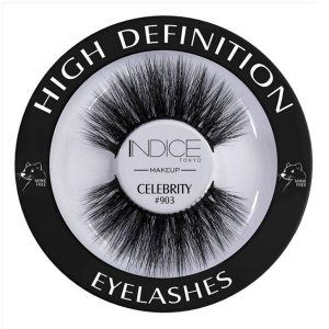 CÍLIOS 903 CELEBRITY HIGH DEFINITION EYELASHES - BLACK - ÍNDICE TÓKIO