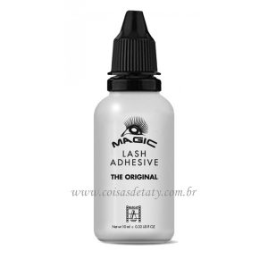 Cola para Cílios Magic Lash Adhesive 10 ml - Atelier Paris