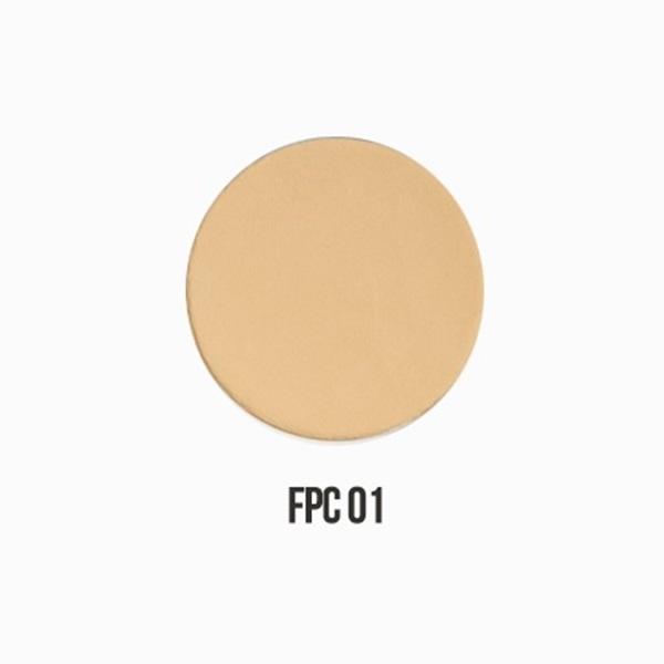 Pó Compacto Matte HD Fand Makeup FPC01