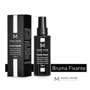 Bruma Fixante para Maquiagem 120 ml - Make More