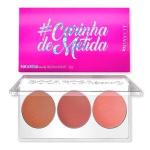 Paleta Blush Boca Rosa - Carinhademetida - payot