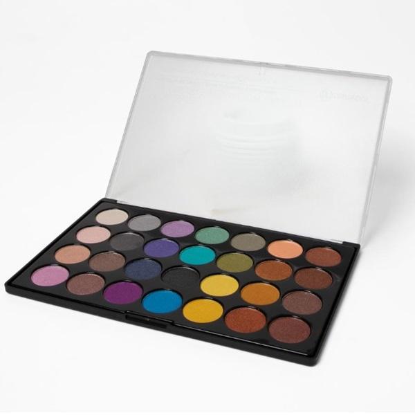 Paleta de Sombra 28 Cores - Foil Eyes - BH Cosmetics