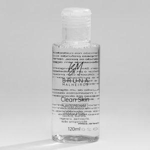 Solução Micelar Clear Skin 120 ml - Bruna Malheiros