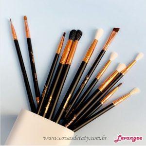Pincel para Maquiagem Gama 14 - Le Vangee