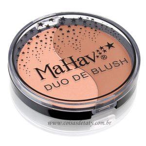 Duo De Blush Cobre Bronze - Mahav