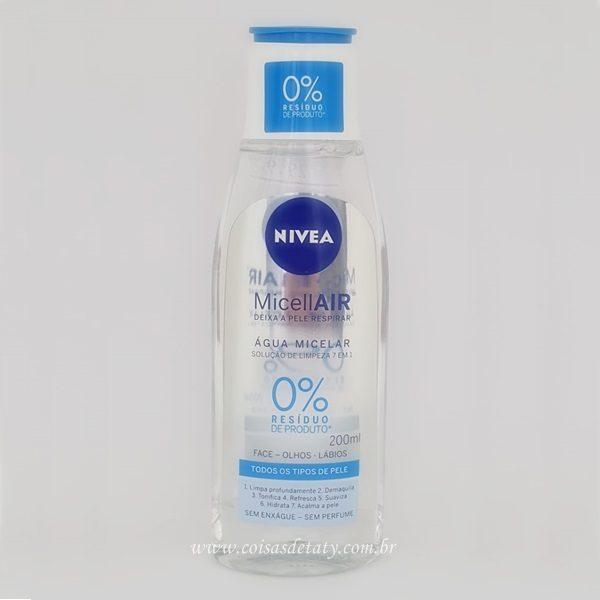 Agua Micelar 7X1 200ML – Nivea
