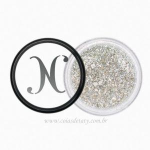 Pigmento Plata - Nath Capelo