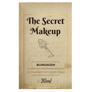 Diluidor e Blindagem - The Secret Makeup