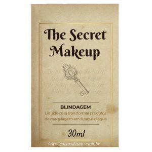 Diluidor e Blindagem - The Secret Makeup