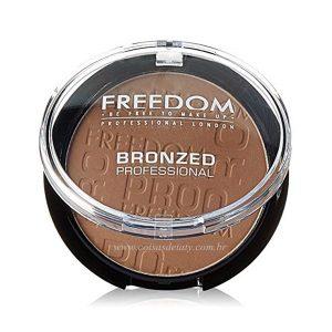 Pó Compacto Bronzed Professional - Freedom