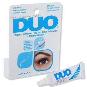 Cola para Cílios Transparente 7g - Duo