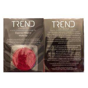 Esponja Magica MAKEUP - Trend Cosmetic
