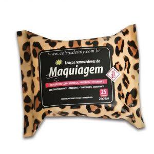 Lenço Demaquilante 25Und - Makelovers