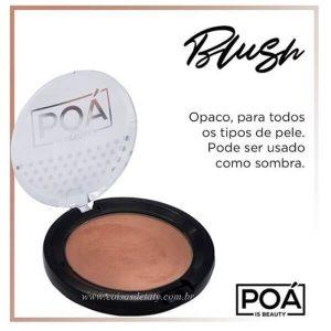 Blush Sweet Peach - Poá Beauty 1