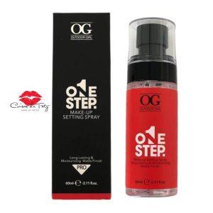 Fixador de Maquiagem ONE STEP - OG 1