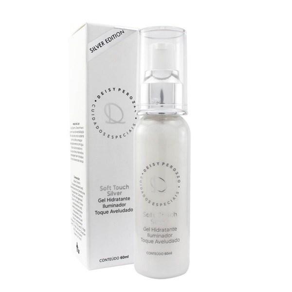 Soft Touch Silver- Gel hidratante particulas peroladas - Deisy Perozzo