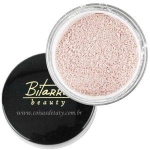 Pó Facial translucido 01 Textura Ultrafina- Bitarra Beauty
