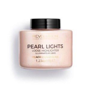Iluminador Pearl Lights - Peach Champagne 35g - Revolution 1