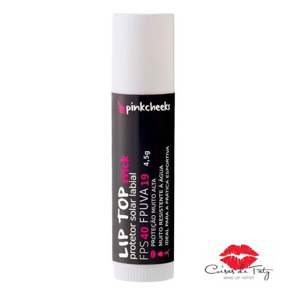 Protetor Labial Lip Top Stick - PINK CHEEKS