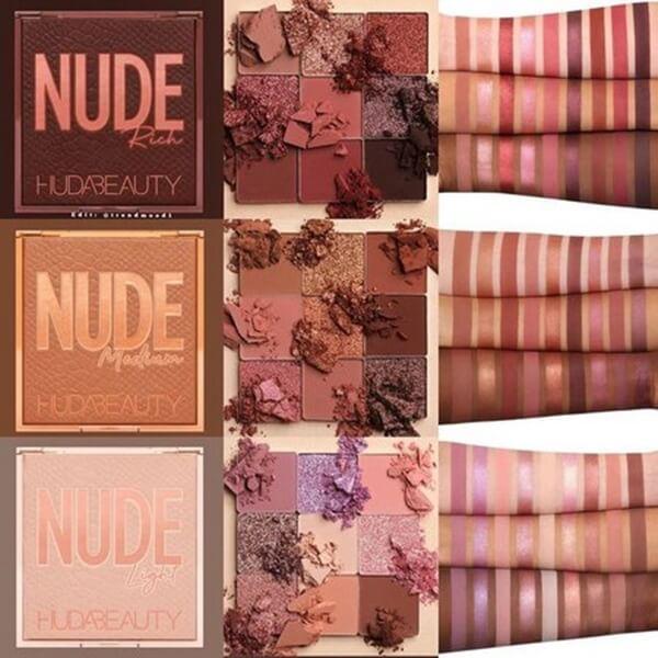 Paleta de Sombra Nude - Huda Beauty