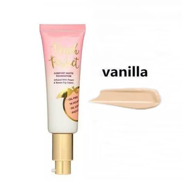 Base Líquida Peach Perfect Vanilla - Too Faced