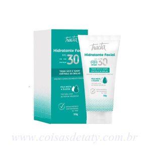 Hidratante Facial FPS30 Mista/Oleosa 50g - Tracta