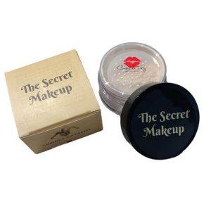Pó Translúcido Curinga - The Secret Makeup