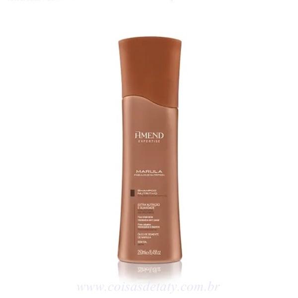 Shampoo Nutritivo Marula - Amend