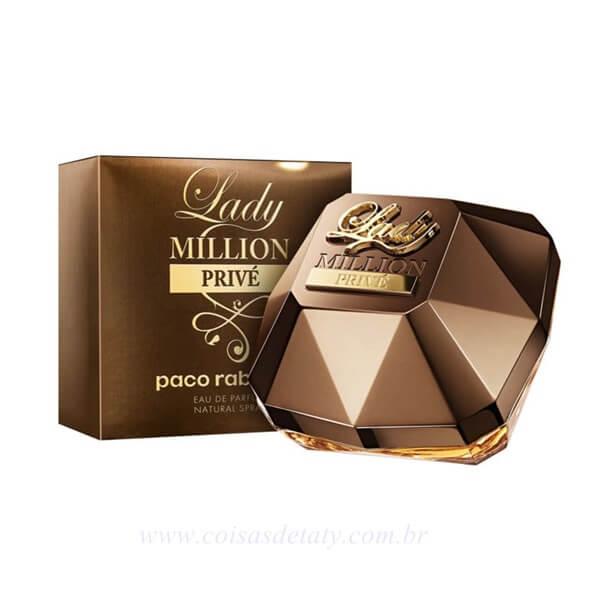 Lady Million Privé Eau de Parfum 30ml - Paco Rabanne