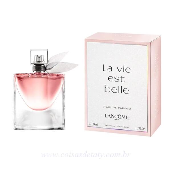 La Vie Est Belle 50ml Lancôme Coisas de Taty