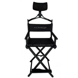 Cadeira do maquiador - Daymakeup