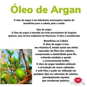 Oleo de Argan