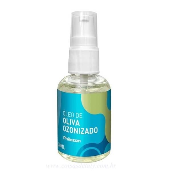 Óleo de Oliva Ozonizado 30ml - Ozoncare