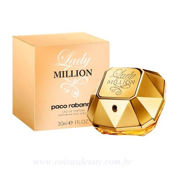 Lady Million Eau De Perfum 30ml - Paco Rabanne