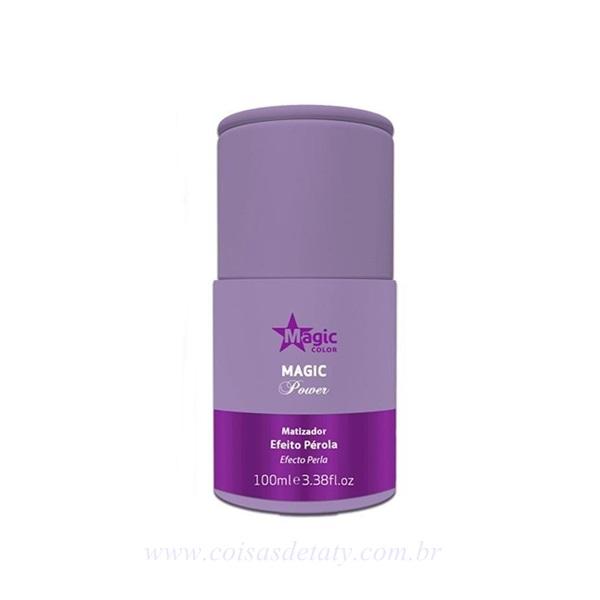 Gloss Matizador Efeito Pérola Magic Power - Magic Color