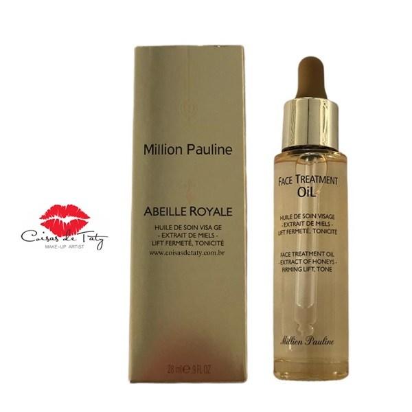 Óleo para Tratamento Anti-idade Facial - Million Pauline