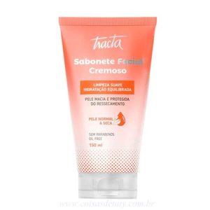 Sabonete Facial Cremoso - Tracta