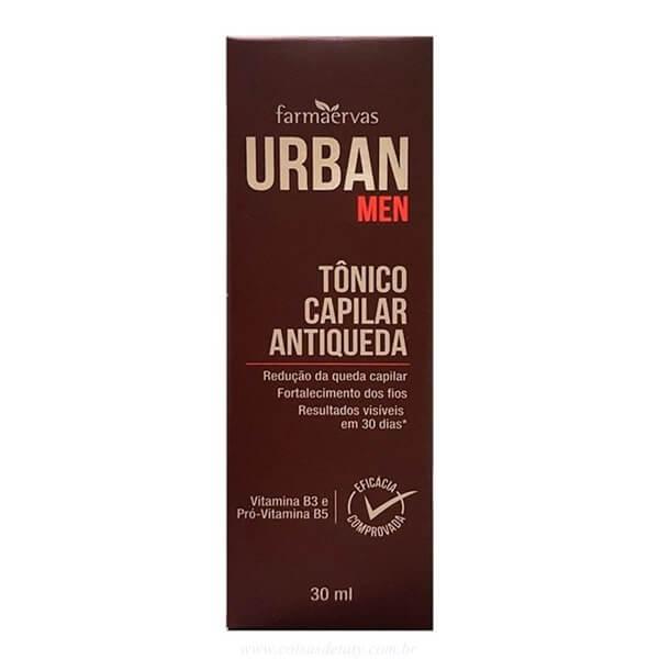 Tônico Capilar Antiqueda - Urban Men