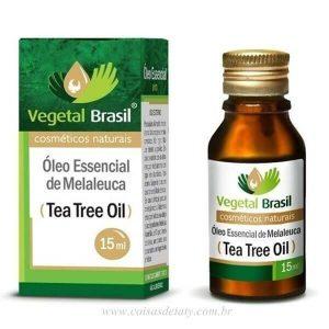 Óleo Essencial de Melaleuca 15ml - Vegetal Brasil