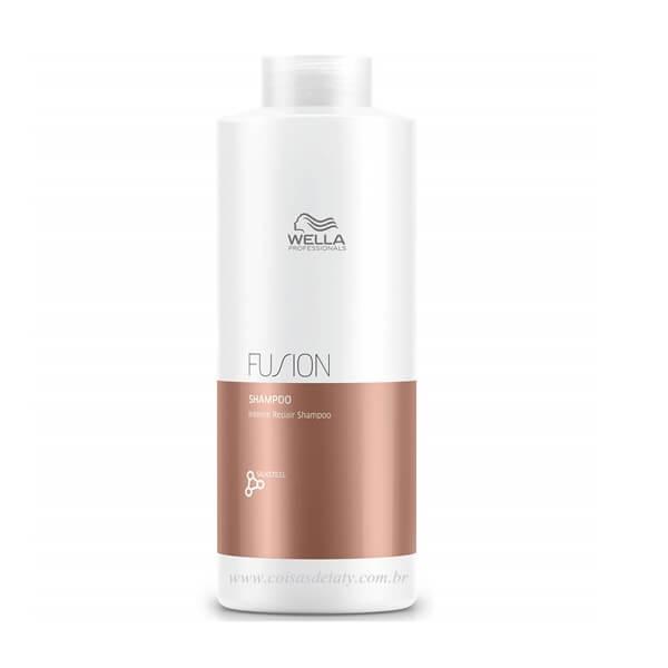 Shampoo Professionals Fusion 1000ml - Wella