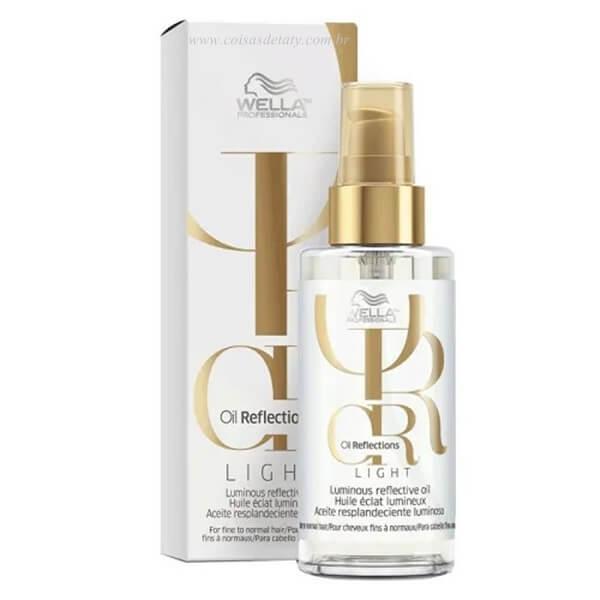 Oil Refections Luminous Light Professionals 100ml - Wella