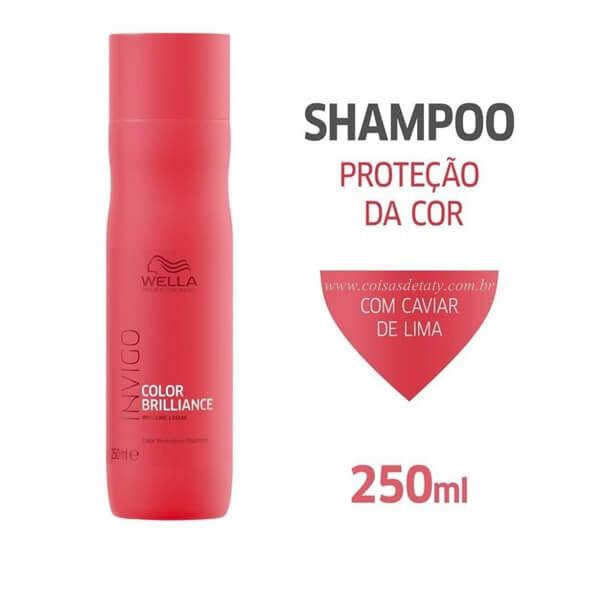 Shampoo Professionals Invigo Color Brilliance 250ml - Wella
