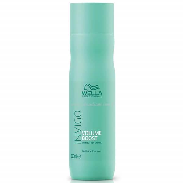 Shampoo Professionals Invigo Volume Boost 250ml - Wella
