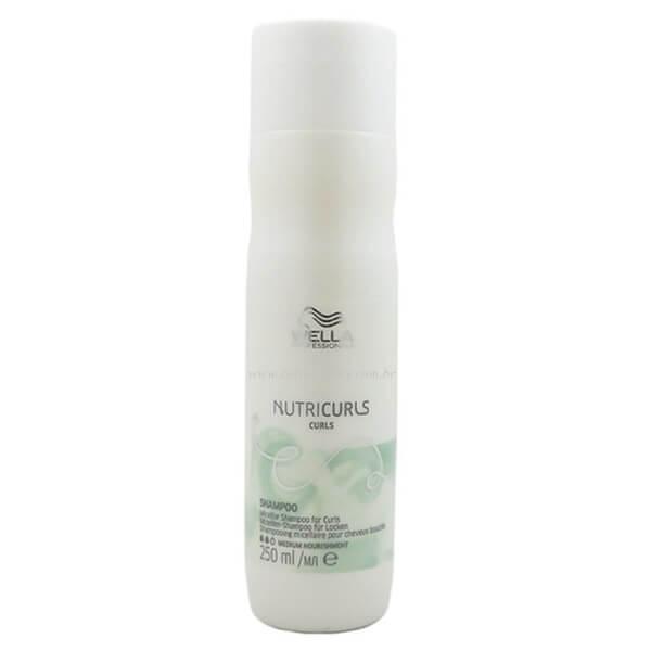 Shampoo Professionals Micelar NutriCurls 250ml - Wella