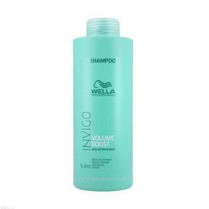 Shampoo Professionals Invigo Volume Boost 1000ml - Wella
